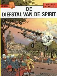 LEFRANC 13. DE DIEFSTAL VAN DE SPIRIT LEFRANC, MARTIN, Paperback