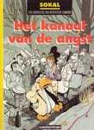 HC08. HET KANAAL VAN DE ANGST INSPECTEUR CANARDO, Sokal, Hardcover