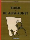 KUIFJE HC25. DE ALFAKUNST