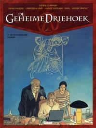 HC05. DE SCHANDELIJKE LEUGEN GEHEIME DRIEHOEK, CONVARD, Hardcover