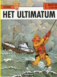 LEFRANC 16. HET ULTIMATUM (HERDRUK) LEFRANC, MARTIN, JACQUES, Paperback