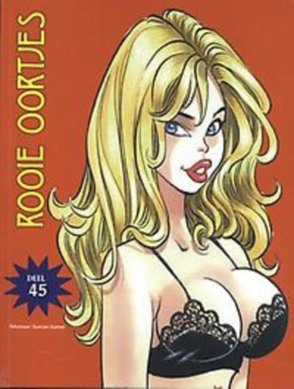 Rooie Oortjes ROOIE OORTJES, Gürsel, Paperback