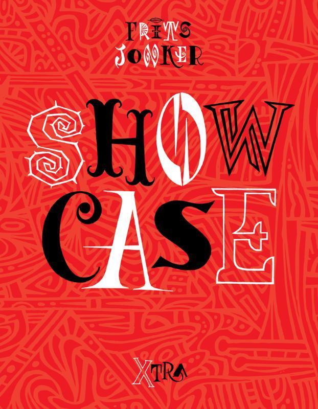 Showcase Jonker, Frits, Paperback