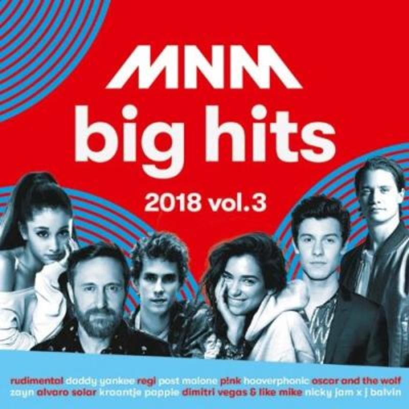 MNM BIG HITS 2018.3 V/A, CD