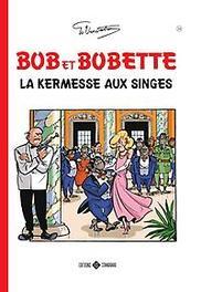 La Kermesse aux Singes BBClassics, Willy Vandersteen, Hardcover