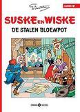 SUSKE EN WISKE CLASSIC 14. DE STALEN BLOEMPOT