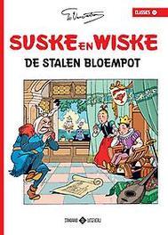 De Stalen Bloempot SUSKE EN WISKE CLASSIC, Willy Vandersteen, Paperback