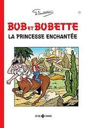 La princesse enchantée BBClassics, Willy Vandersteen, Hardcover