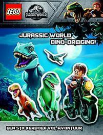 LEGO Jurassic World De dino-dreiging. Paperback