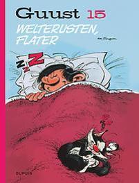 GUUST FLATER CHRONOLOGISCH HC15. WELTRUSTEN FLATER GUUST FLATER CHRONOLOGISCH, Franquin, André, Hardcover