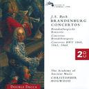 BRANDENBURG CONCERTOS HOGWOOD/A.A.M.