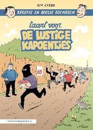 Kroepie en Boelie Boemboem 3: Taart voor de lustige kapoentjes Kroepie en Boelie Boemboem, Bouden, Tom, Paperback