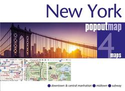 Popout Map New York Double
