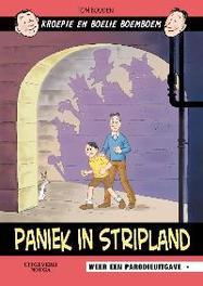 Kroepie en Boelie Boemboem Paniek in stripland Kroepie en Boelie Boemboem, Bouden, Tom, Paperback