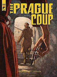 The Prague Coup Jean-Luc Fromental, Hardcover