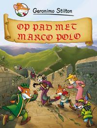 Op pad met Marco Polo Een reis door de tijd, Stilton, Geronimo, Paperback