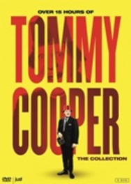 Tommy Cooper collection, (DVD) DVDNL