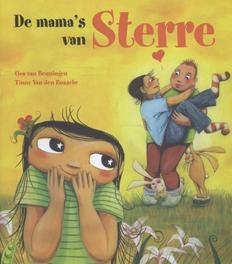 De mama's van Sterre Van Beuningen, Gea, Hardcover