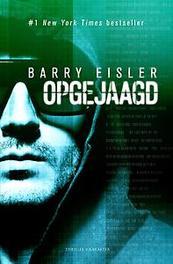 Opgejaagd Eisler, Barry, Ebook