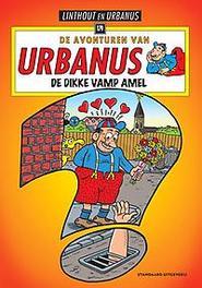 URBANUS 179. DE DIKKE VAMP AMÉ URBANUS, Willy Linthout, Paperback