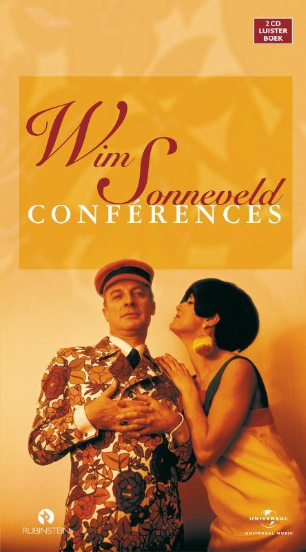 CONFERENCES WIM SONNEVELD Conferences, AUDIOBOOK, onb.uitv.