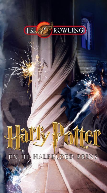 Harry Potter en de halfbloed prins ..HALFBLOED PRINS//J.K. ROWLING Rowling, J.K., onb.uitv.