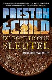 De Egyptische sleutel Preston, Douglas, Paperback