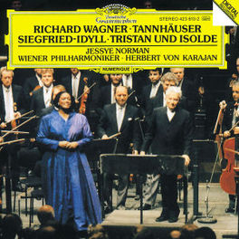 TANNHAUSER OUVERTURE/TRIS NORMAN/WP/KARAJAN Audio CD, R. WAGNER, CD