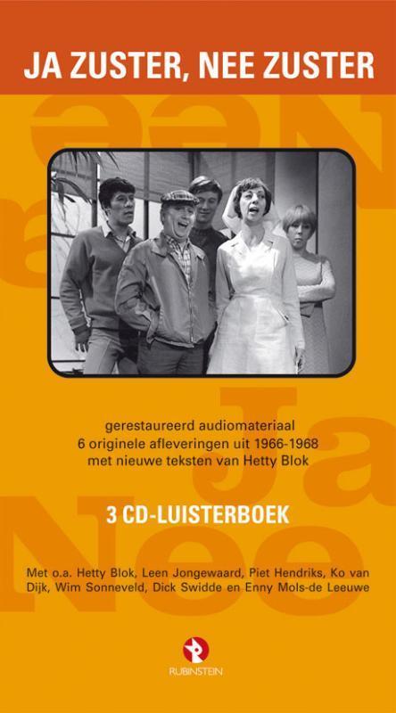Ja zuster, nee zuster .. E.A. HOOGTEPUNTEN//ANNIE M.G. SCHMIDT luisterboek, Annie M. G. Schmidt, Luisterboek