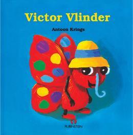 Victor Vlinder set 2 ex Allemaal beestjes, Krings, Antoon, Book, misc