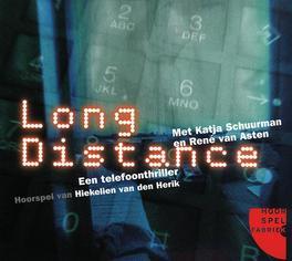 LONG DISTANCE HoorSpelFabriek, HERIK, VAN H., CD