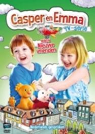 Casper en Emma Seizoen 2 deel 2, (DVD) MAKEN NIEUWE VRIENDEN. DVD