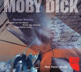 MOBY DICK HoorSpelFabriek, Melville, H., Luisterboek
