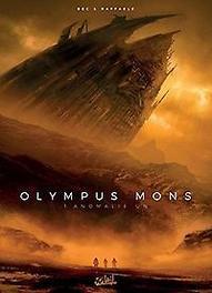 Olympus Mons : Anomalie 1 Anomalie 1, Bec, Christophe, Paperback