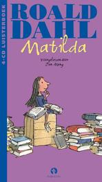 Matilda ROALD DAHL luisterboek Matilda, AUDIOBOOK, Audio Visuele Media
