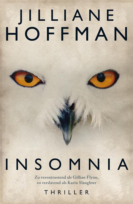 Insomnia Jilliane Hoffman, Paperback
