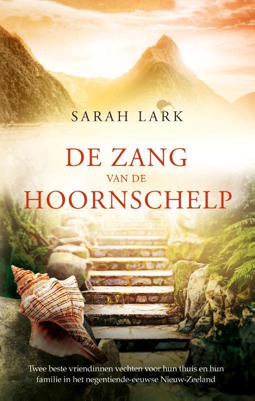 De zang van de hoornschelp Sarah Lark, Hardcover