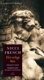 Het veilige huis NICCI FRENCH 4 CD Luisterboek voorgelezen door Beatrice van der Poel, French, Nicci, CD