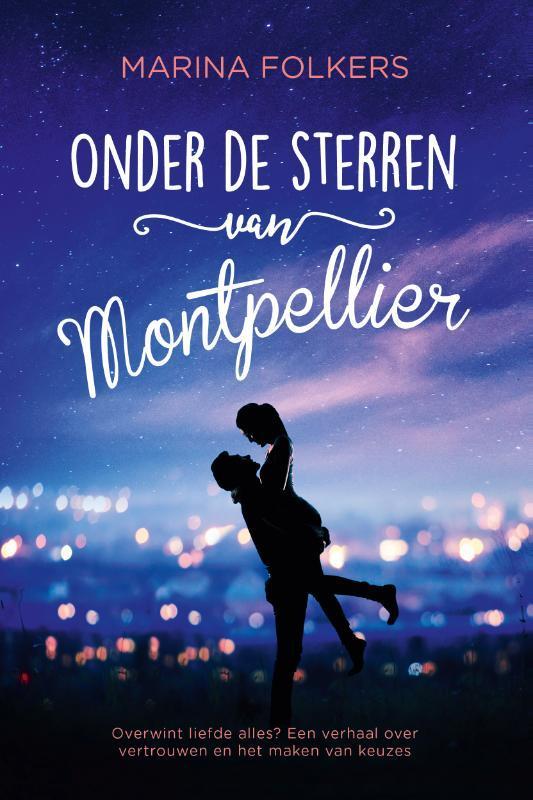 Onder de sterren van Montpellier Marina Folkers, Paperback