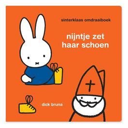 nijntje sinterklaas omdraaiboek. dubbeldik omdraaiboek, Bruna, Dick, Hardcover
