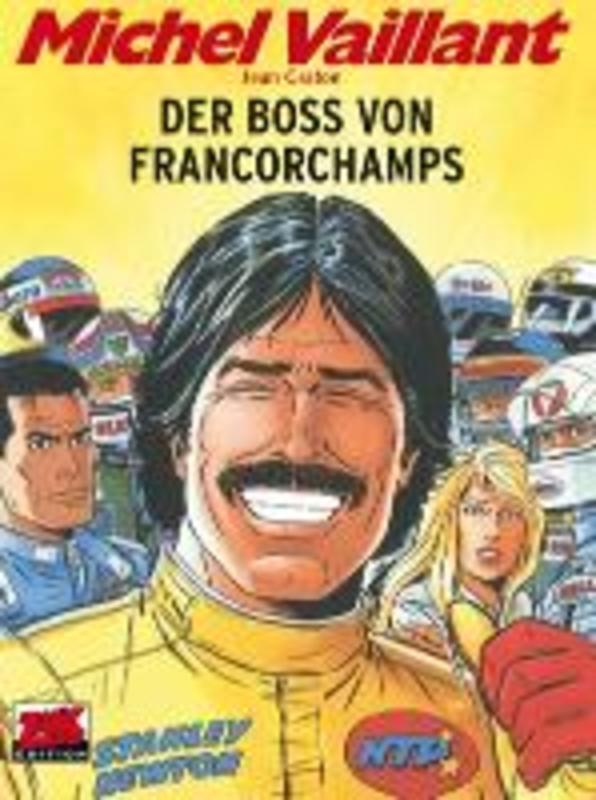 Michel Vaillant Band 51. Der Boss von Francorchamps, Jean Graton, Paperback