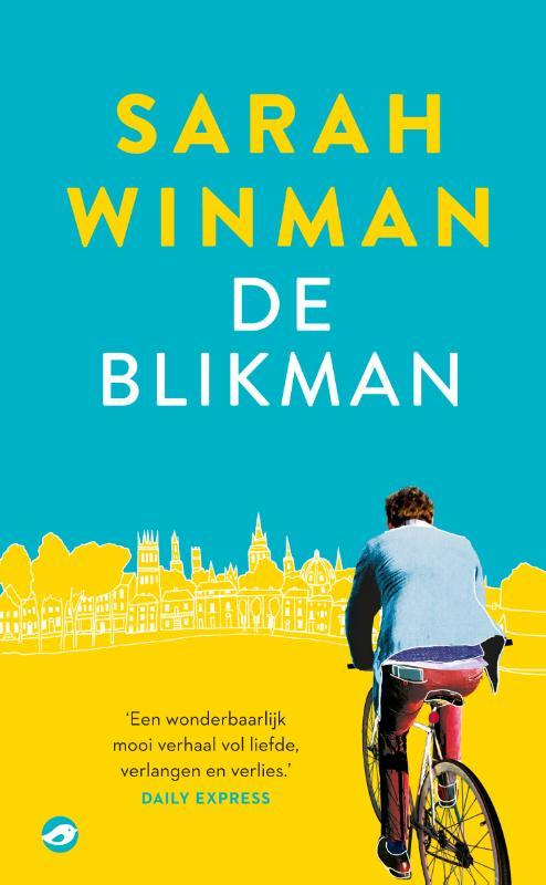 De blikman Winman, Sarah, Hardcover