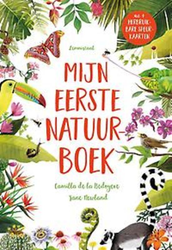 Mijn eerste natuurboek Camilla de la Bedoyere, Hardcover