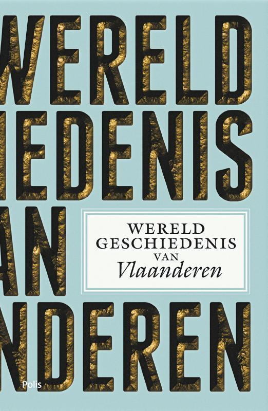 Wereldgeschiedenis van Vlaanderen Diverse, Hardcover