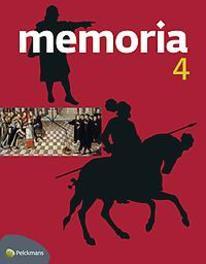 Memoria 4 Handboek, Handboek Paperback