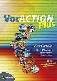 VocACTION PLUS, Handboek Leerwerkboek, Paperback