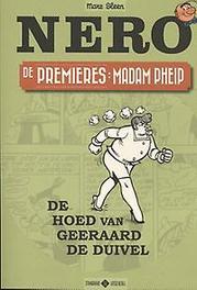 NERO SPECIAL 08. DE PREMIERES: MADAME PHEIP NERO SPECIAL, Marc Sleen, Paperback