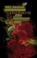 THE SANDMAN (01): PRELUDES...