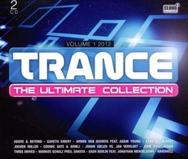 TRANCE 2012 VOL.1 THE ULTIMATE COLLECTION V/A, CD