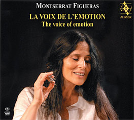 VOICE OF EMOTION -SACD- FIGUERAS/MONTSERRAT, CD